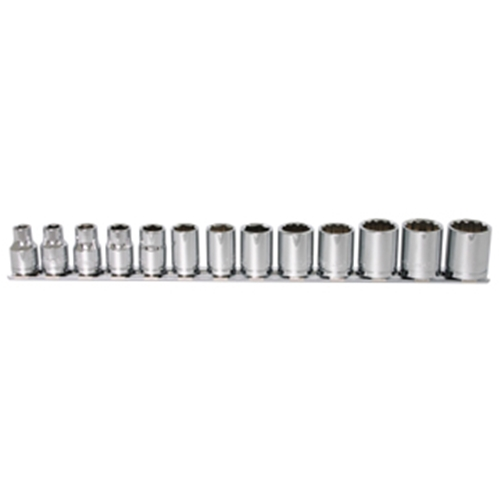 "Socket Set 3/8"" Drive Metric 13 pc."