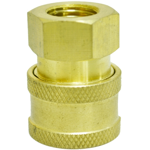 Coupler Quick 1/4 F NPT 5500 PSI