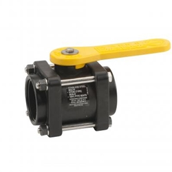 "Ball Valve 2"" Poly Standard Port"